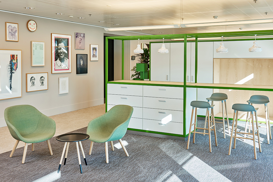 Developing a workplace concept for abn amro headquarters gallery image malvernweather Gallery